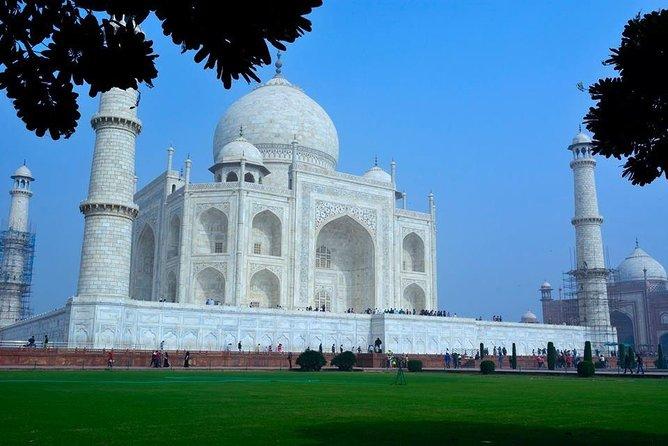 Private tour of Taj Mahal from Delhi