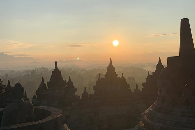 Borobudur Sunrise and Prambanan Day Tour