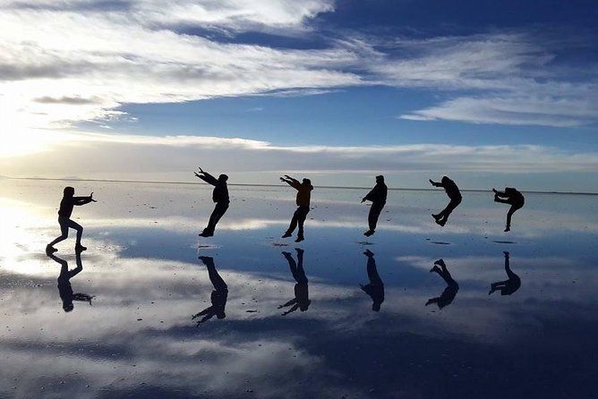 Uyuni more magical than ever touch the sky on earth!