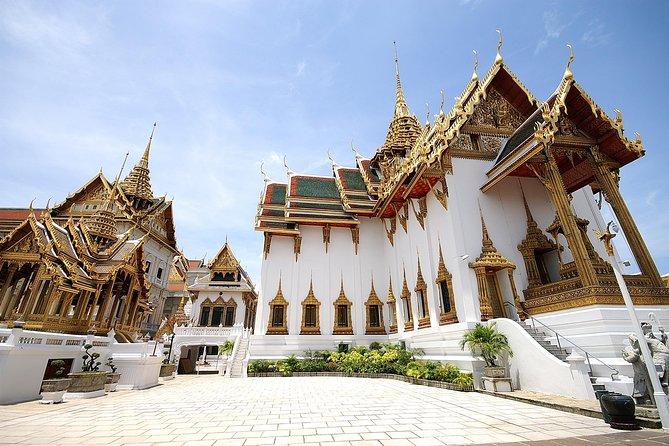 2 Day Private Car with Driver from Laem Chabang to Bangkok & Damnoen Saduak