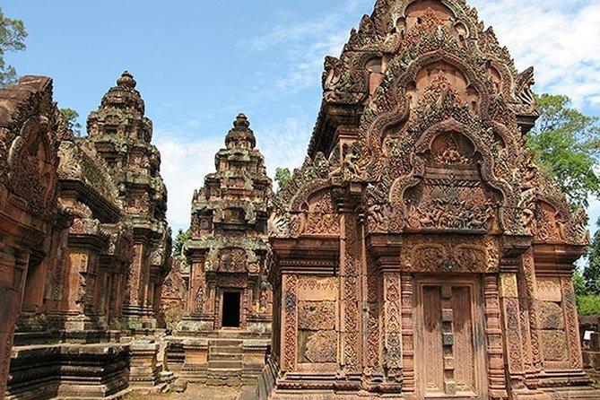 4 Days - Major Temples & Kulen mountain & Koh Ker & Beng Mealea