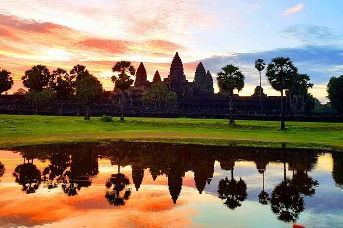 3 day private tour: Angkor,waterfall,Beng Mealea,floating village,Banteay srei. photo 7