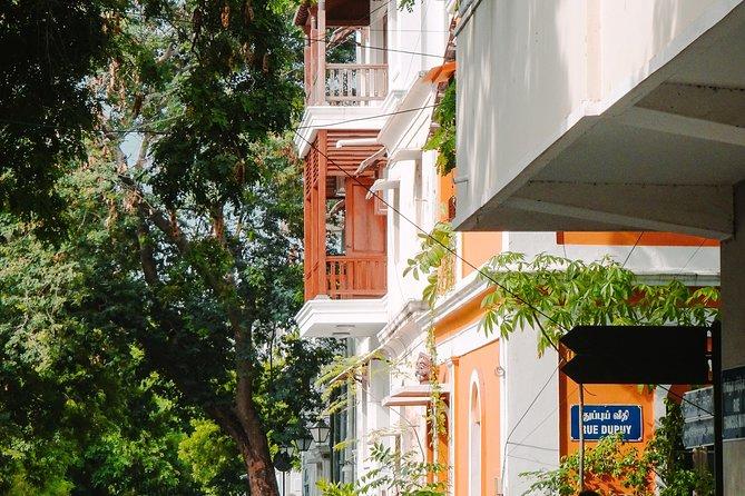 Pondicherry and Mahabalipuram from Chennai