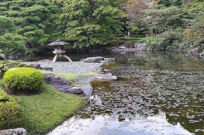 Tokyo highlights, Imperial palace, Kiyosumi garden, Edo Tokyo museum, Tsukiji