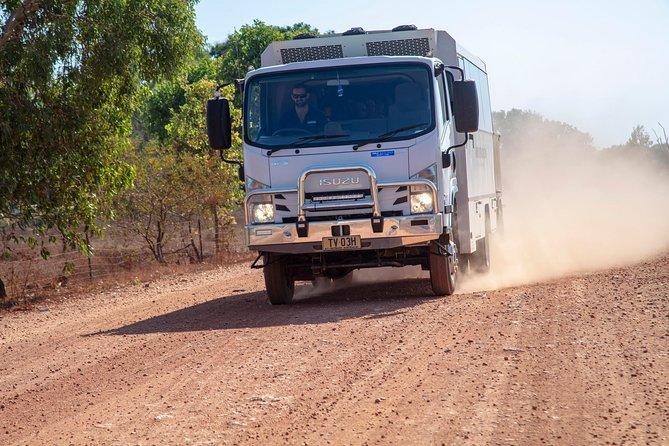 3 Day 4WD Small Group Lithchfield & Kakadu Accommodated Camping Safari
