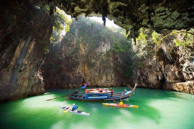 Phang Nga National Park Sea Kayak Adventure