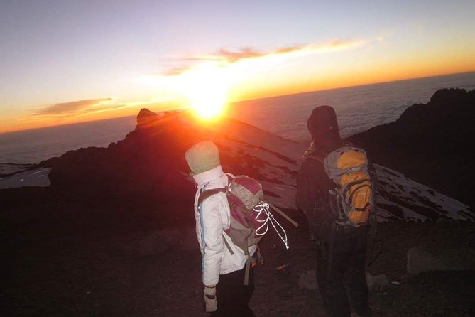 Mount Kilimanjaro Hike Through Rongai Route