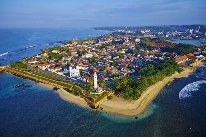 Galle and Bentota Day Excursion From Colombo