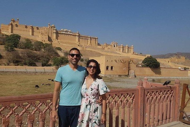 Jaipur Full Day Guided Tour