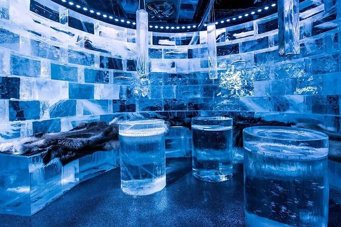 Private Tour of Stockholm with a visit to the Absolute ice bar