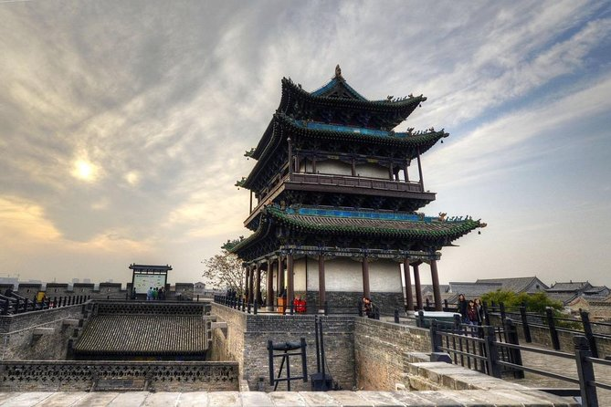 Taiyuan Private Bullet Train Trip toPingyao City Highlights and Shuanglin Temple