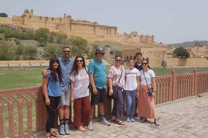 Full-Day Private Jaipur Guided Tour