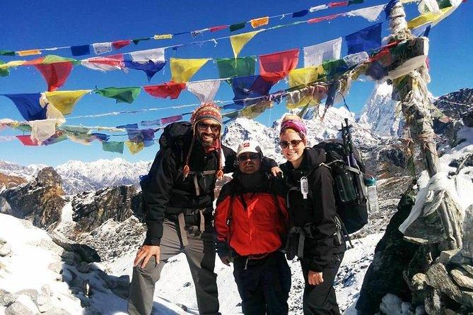 Kanchenjunga South Base Camp Trek 13 Days