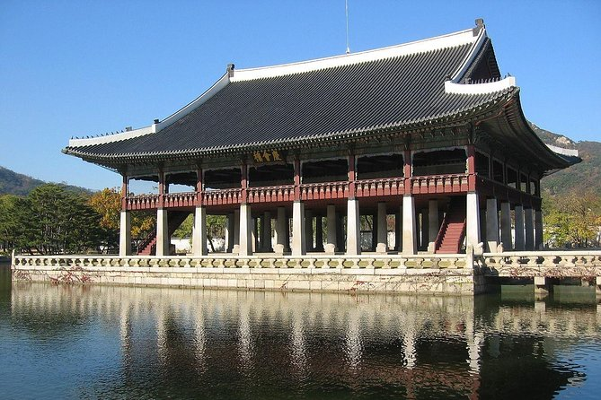 Seoul Combo: Cultural Heritage Tour with Kimchi Making and Traditional Dress Wearing