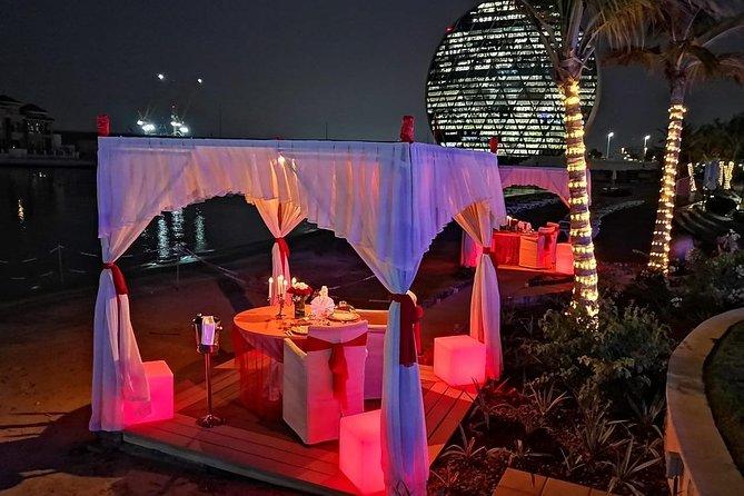 Romantic Dinner On The Beach Abu Dhabi 2020