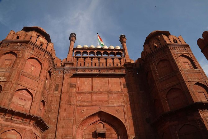 Audio Guided Tour Of Red Fort, Delhi