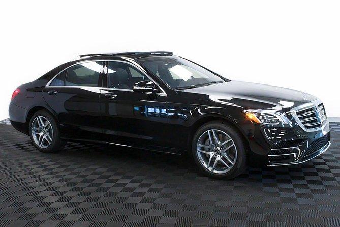 Mercedes Benz S Class Saloon Manhattan to Laguardia Airport