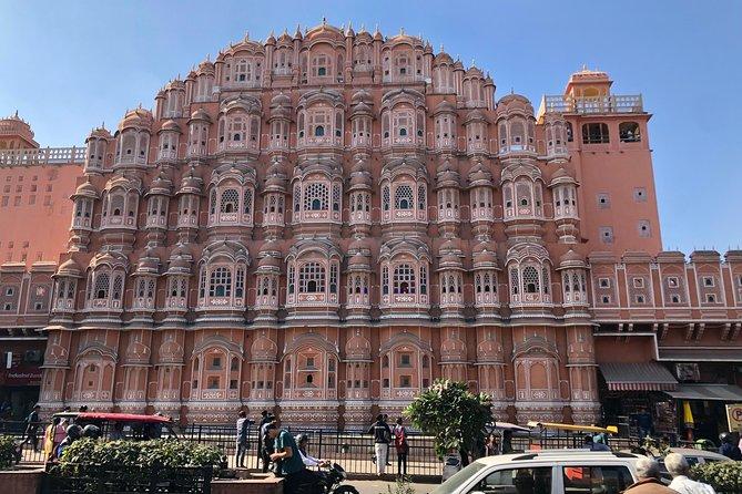 Jaipur City Place Hawa Mahal & Jantar Mantar
