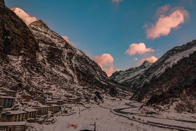 Tashi Lapcha Pass Trek -18days