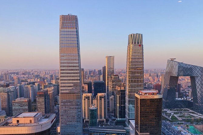 Private Airport Transfer: Beijing Capital International Airport (PEK) to Beijing