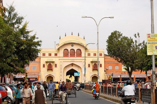 Jaipur Flea and Street Markets Tour