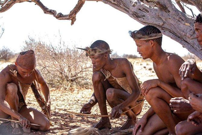 Kalahari Desert, Namib Desert (Sossusvlei) & Swakopmund City Safari - 5 Days