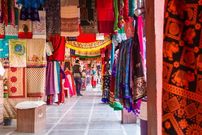 Pink City Jaipur Shopping Tour by Holymont Tours