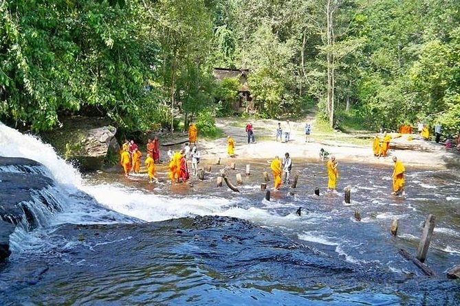 5-Day Major Temples,Kulen Mount Waterfall,Koh Ker & Beng Mealea
