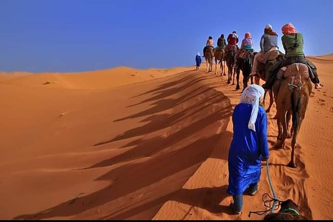3 unforgettable days from Marrakech to Merzouga (Sahara Desert).