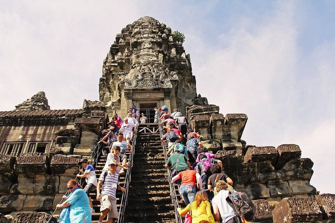 Angkor Wat Private Full Day Tour from Siem Reap photo 6