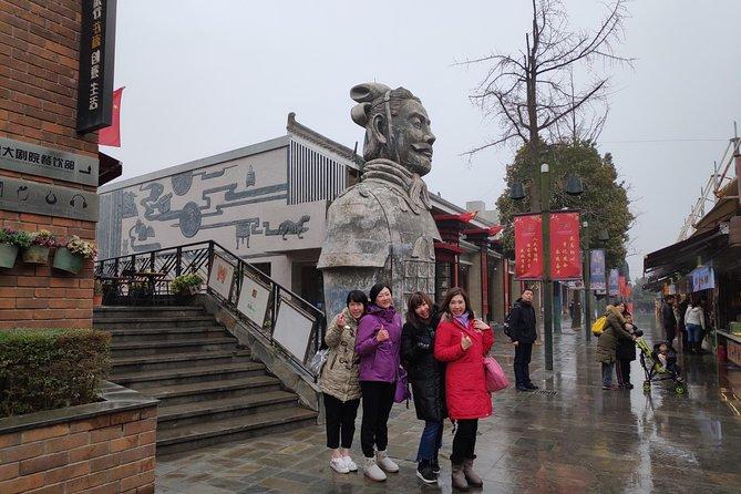 Xian Essence of Terracotta Army, City Wall, Big Wild Goose Pagoda