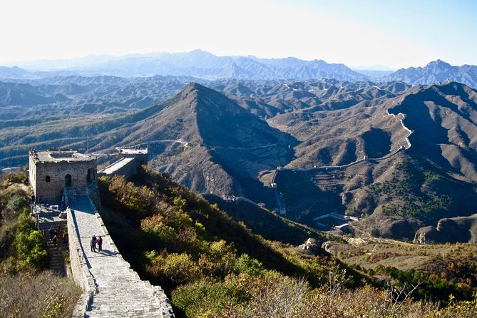 Private Great Wall Simatai Section from Beijing