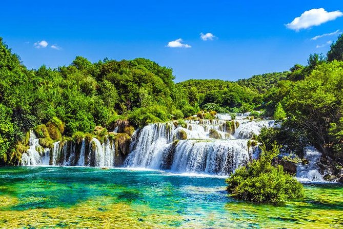 Krka Waterfalls half day, Private Tour from Sibenik