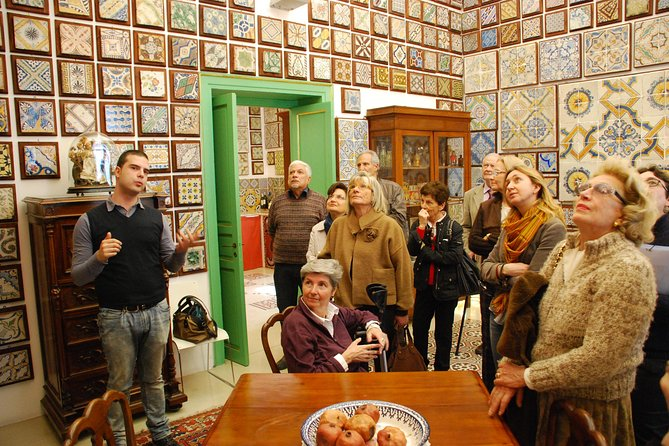 Guided visit to the Museum of Majolica Stanze al Genio