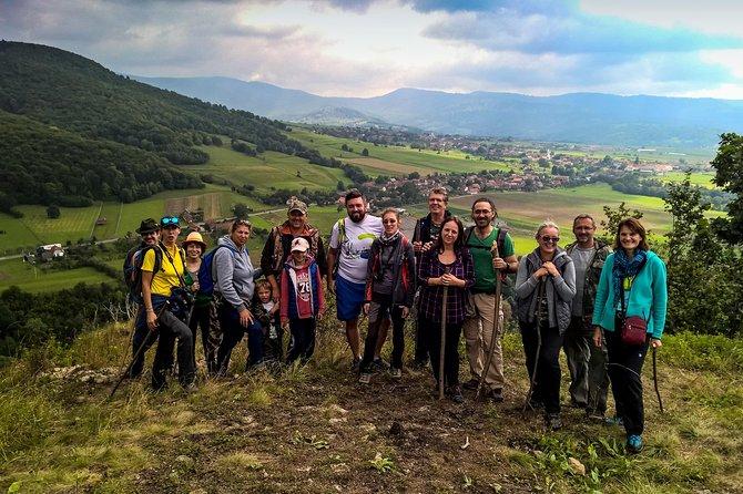 From Brasov: Safari adventure in the Land of Volcanoes