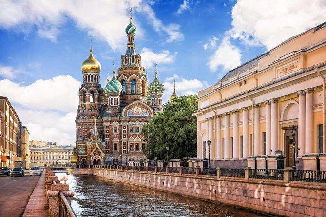 Classical Saint-Petersburg 4 days