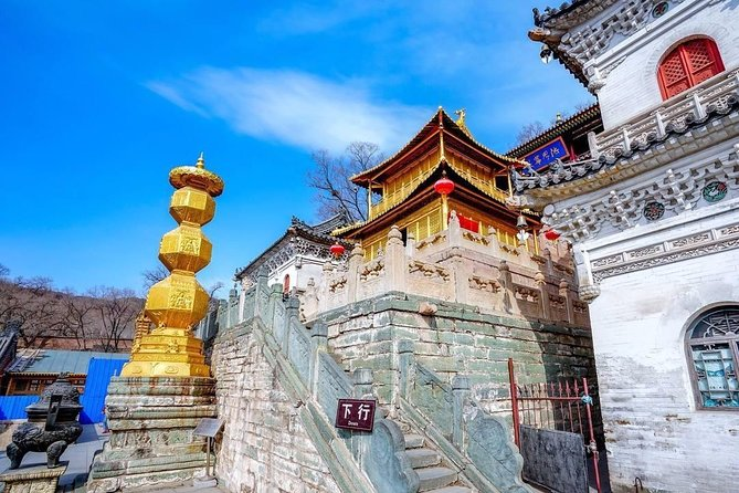 Private Day Tour to Wutaishan from Datong