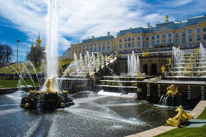 Two Day Join-in Small Group Tour in St Petersburg