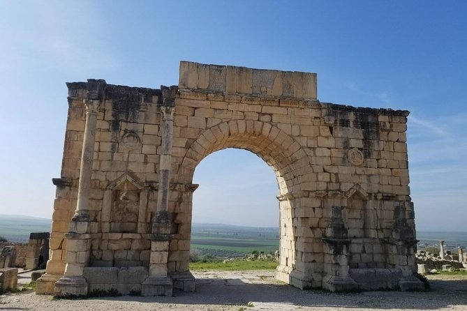 Private Full Day Tour to Meknes, Volubilis and Moulay Idriss from Fes photo 2