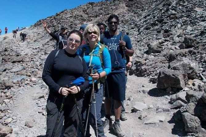 Mount Kilimanjaro Hiking Via Marangu Route. photo 1
