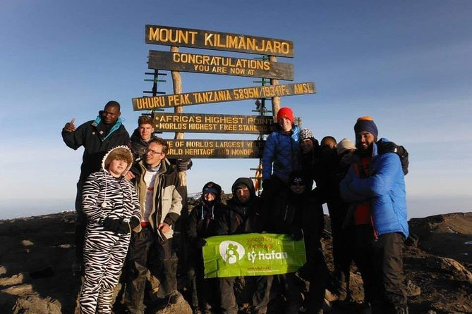 Mount Kilimanjaro Hiking Via Marangu Route. photo 35