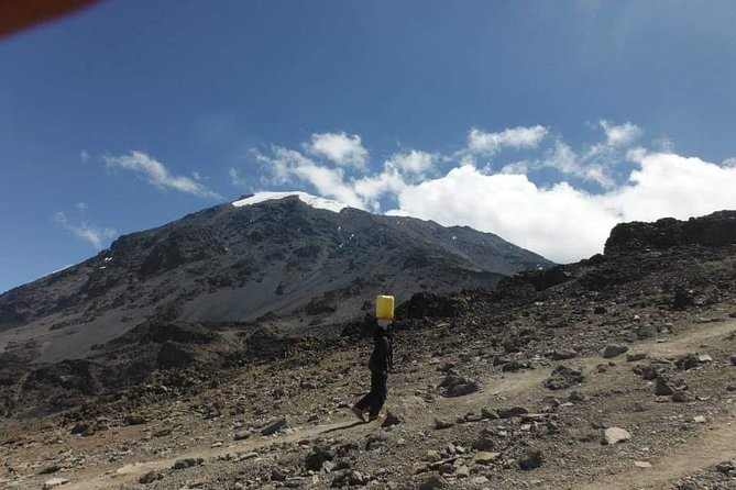 Mount Kilimanjaro Hiking Via Marangu Route. photo 2