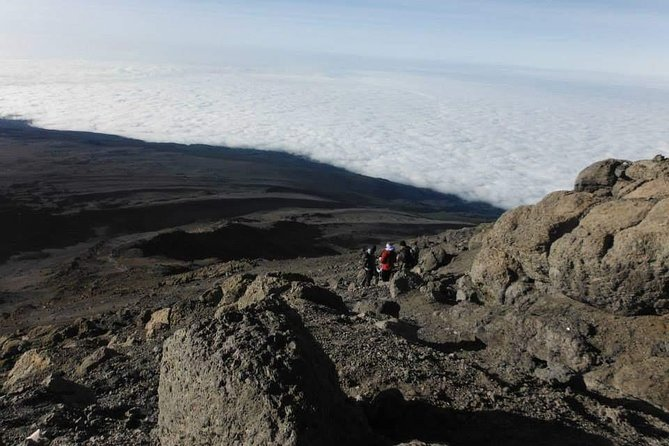 Mount Kilimanjaro Hiking Via Marangu Route. photo 31