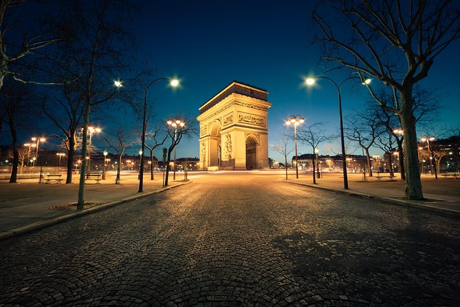 Private Guided Paris by Night with Pick up Hotel photo 2