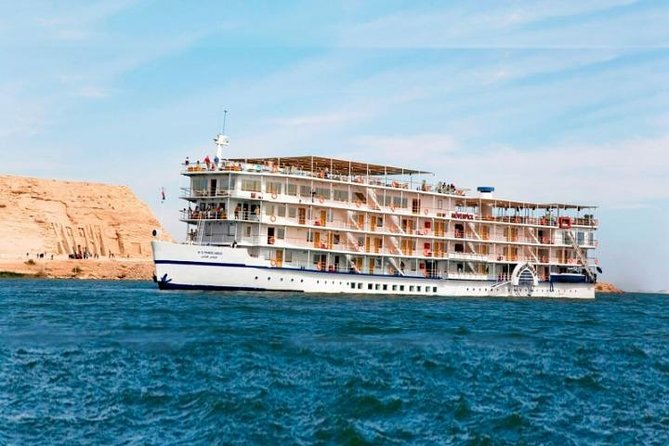 5 Days Cruise From Aswan To Abu Simbel with Movenpick Prince Abbas