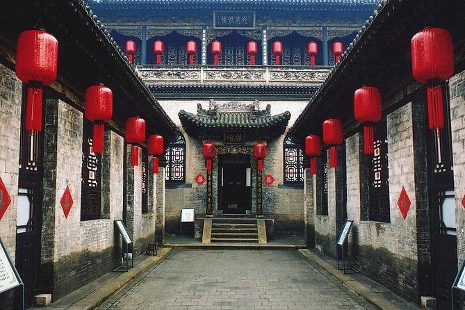 All Inclusive Pingyao Private Tour to Qiao Family Compound and Shuanglin Temple photo 1