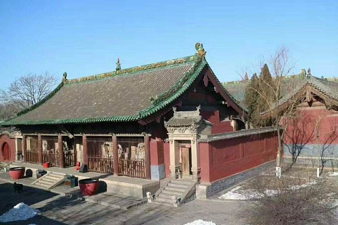 All Inclusive Pingyao Private Tour to Qiao Family Compound and Shuanglin Temple photo 4