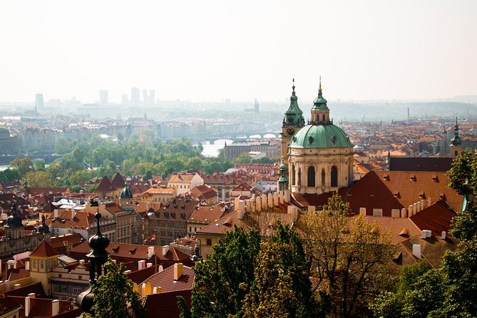 Historical Walk of Prague with a Local