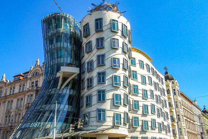 Explore Prague's Post-Communist Art and Architecture with a Local