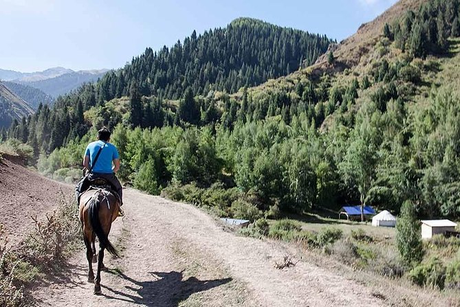 Day Tour Burana Tower + Horse Riding in Chon-Kemin + Dinner with Kyrgyz family